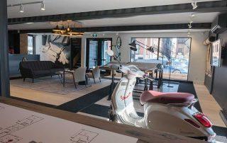 Ateliers Castelnau Bureau de ventes