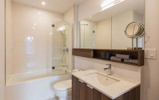 MÙV Condos salle de bain