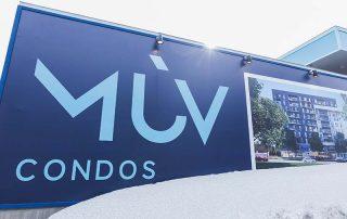 MUV Condos Bureau de vente