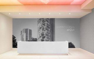 Symphonia POP bureau de vente