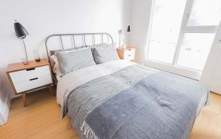 MÙV Condos chambre à coucher