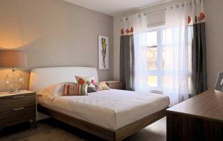 Ambiance Plein Sud 4Plex Chambre à coucher