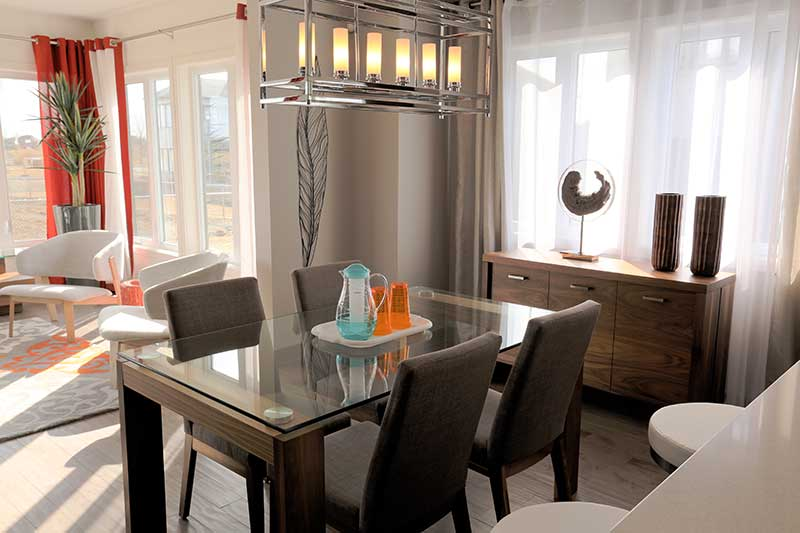 Ambiance plein sud 4plex salle manger prix habitat design - Ambiance salle a manger ...