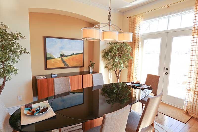Ambiance plein sud salle manger prix habitat design - Ambiance salle a manger ...